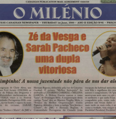 O MILENIO: 2000/06/01 Issue 81