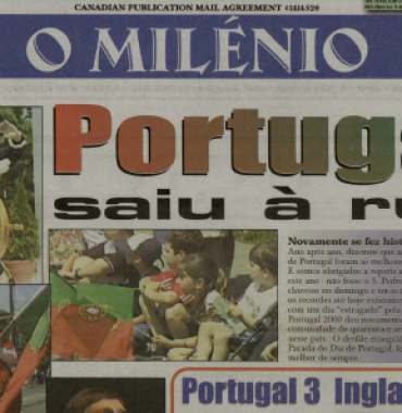 O MILENIO: 2000/06/15 Issue 83