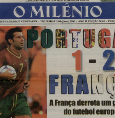 O MILENIO: 2000/06/29 Issue 85