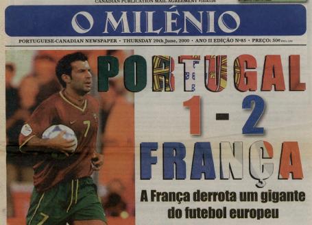 O MILENIO: 2000/06/29 Issue 85