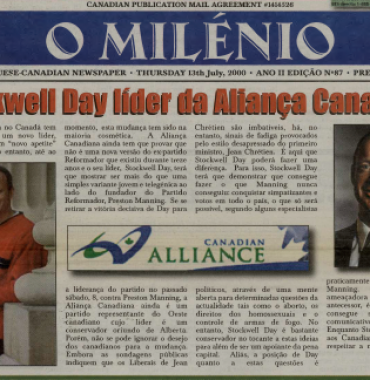 O MILENIO: 2000/07/13 Issue 87