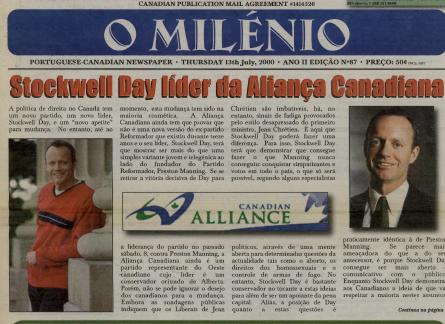 O MILENIO: 2000/07/13 Issue 87