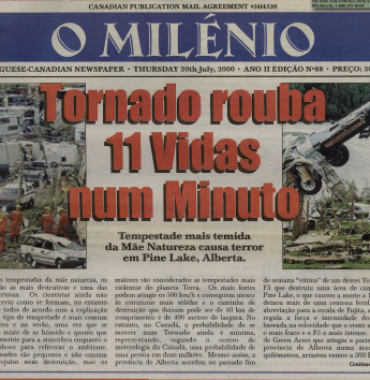 O MILENIO: 2000/07/20 Issue 88