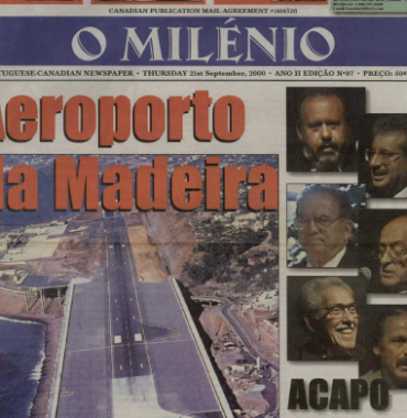 O MILENIO: 2000/09/21 Issue 97