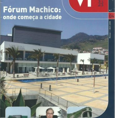 VP BOLETIM INFORMATIVO (MADERIA): April 2006 Issue 4