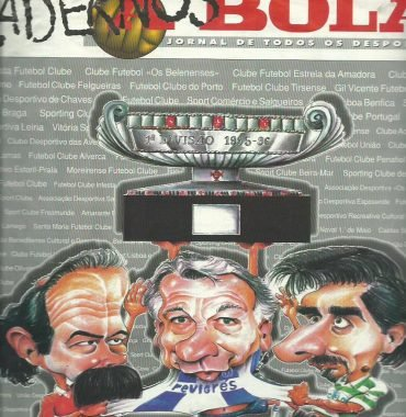 A BOLA (CADERNOS): August 1995 Issue 25