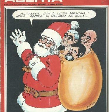 GAIOLA ABERTA: 01/01/1976 Issue 26