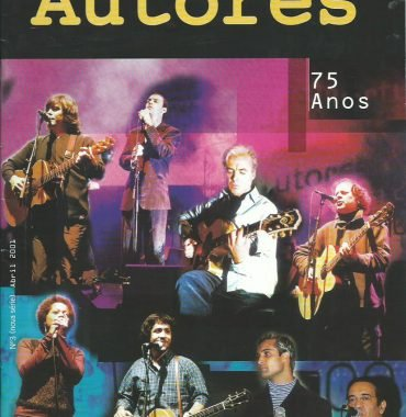 AUTORES (NEW SERIES): April 2001 Issue 3