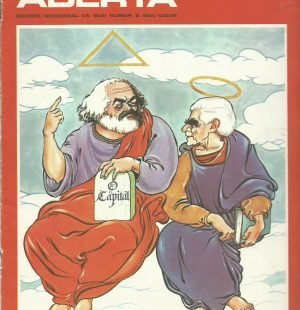 GAIOLA ABERTA: 01/11/1976 Issue 41