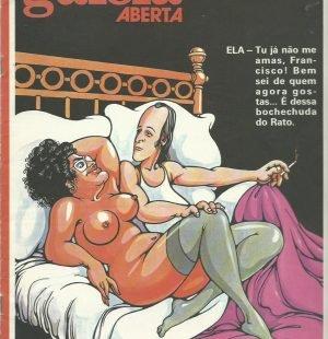 GAIOLA ABERTA: April 1981 Issue 99