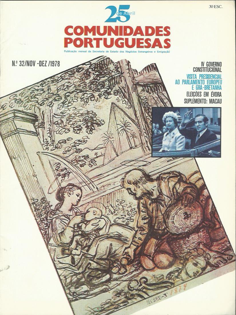 25 DE ABRIL (COMUNIDADES PORTUGUESAS): November–December 1978 Issue 32