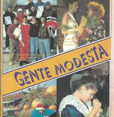 GENTE MODESTA: October 1992 Issue 10