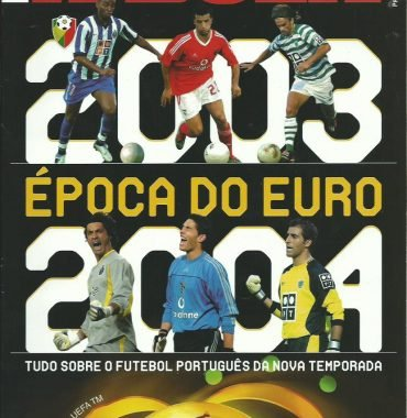 A BOLA (Cadernos): August 2003 Issue 34