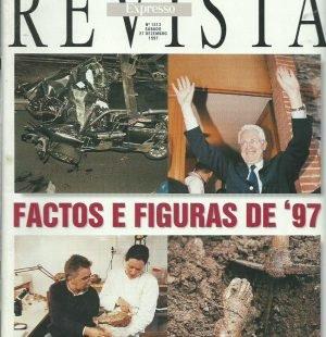 REVISTA EXPRESSO: 27/12/1997 Issue 1313