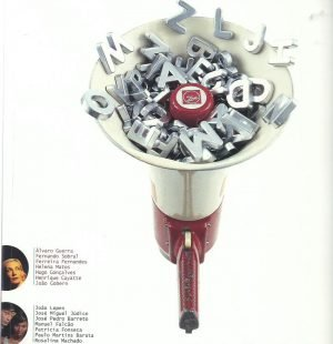 EGOISTA: October 2000 Issue 4