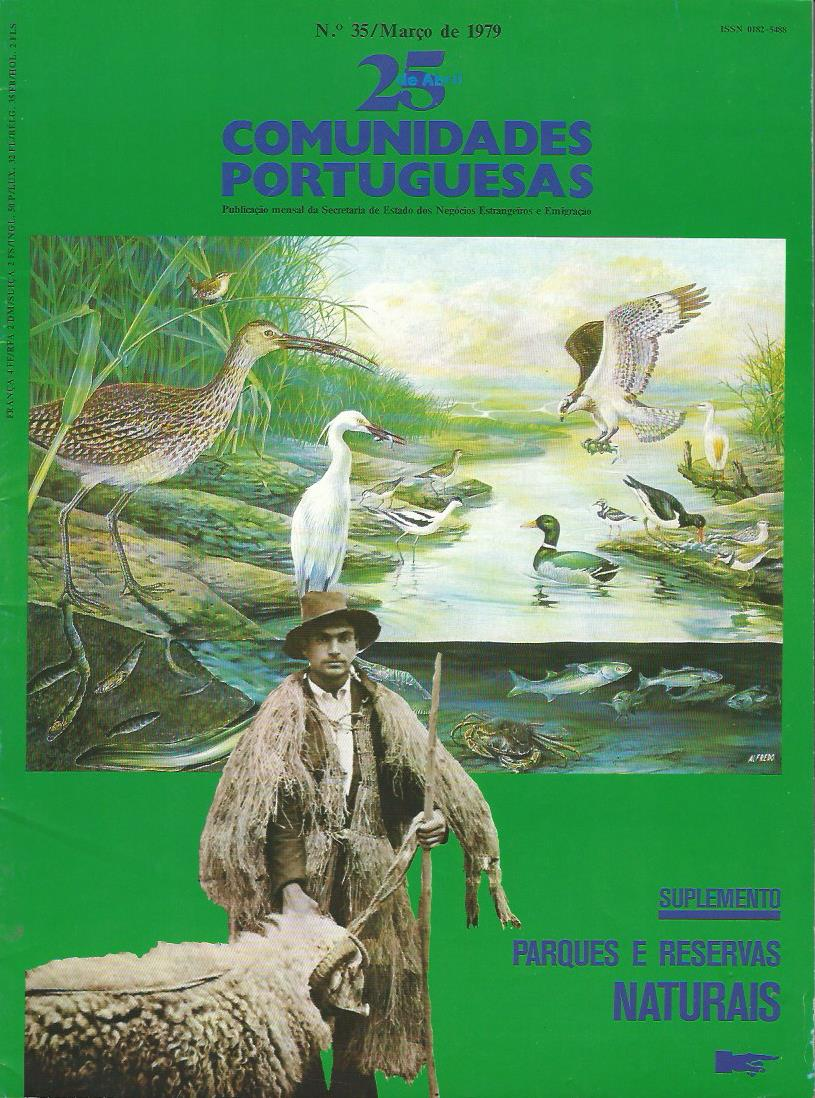 25 DE ABRIL (COMUNIDADES PORTUGUESAS): March 1979 Issue 35