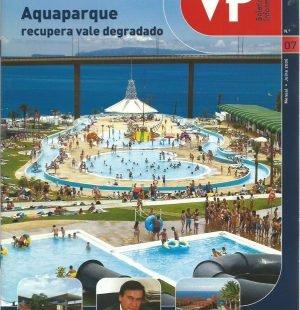 VP BOLETIM INFORMATIVO (MADERIA): July 2006 Issue 7