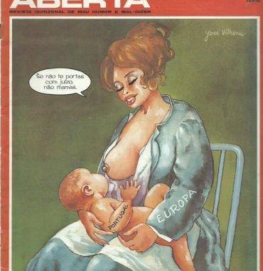GAIOLA ABERTA: 15/10/1975 Issue 23