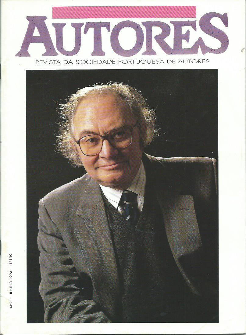 AUTORES: April–June 1994 Issue 139