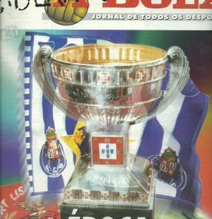 A BOLA (CADERNOS): August 1996 Issue 26