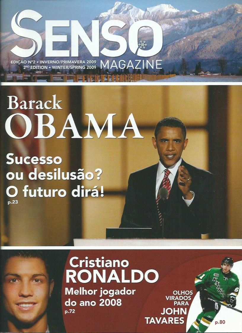 SENSO: Winter/Spring 2009 Issue 2