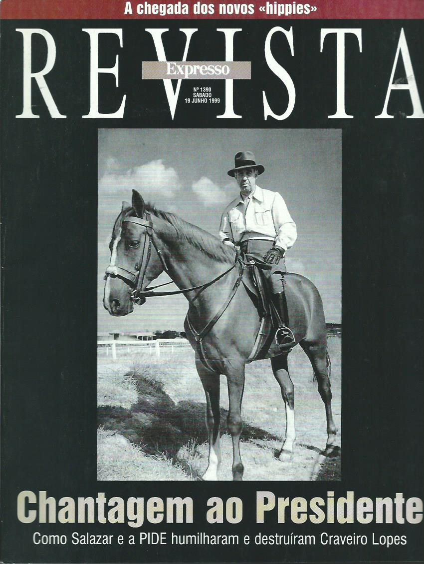 REVISTA EXPRESSO: 19/06/1999 Issue 1390