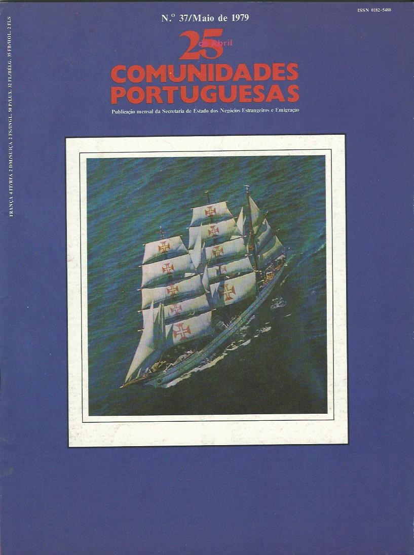 25 DE ABRIL (COMUNIDADES PORTUGUESAS): May 1979 Issue 37