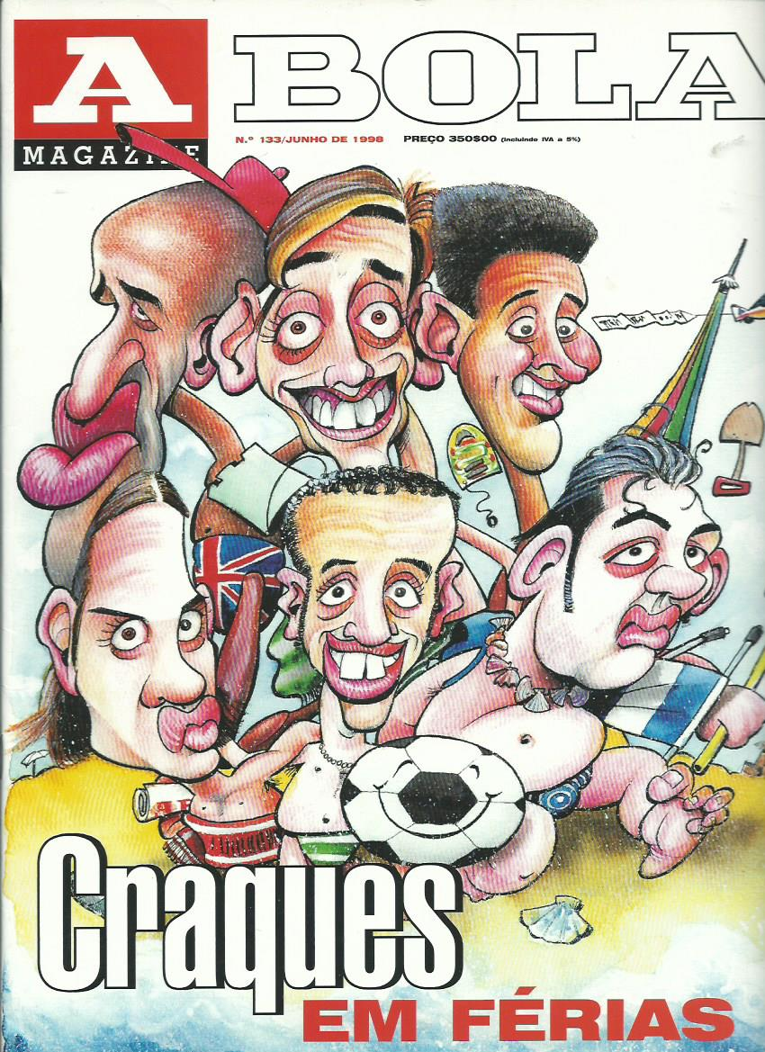 A BOLA: June 1998 Issue 133