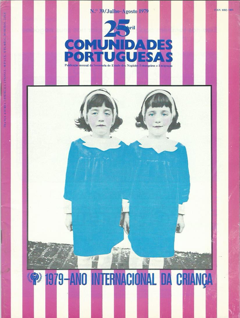 25 DE ABRIL (COMUNIDADES PORTUGUESAS): July–August 1979 Issue 39