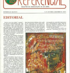 REFERENCIAL: October–December 1994 Issue 37
