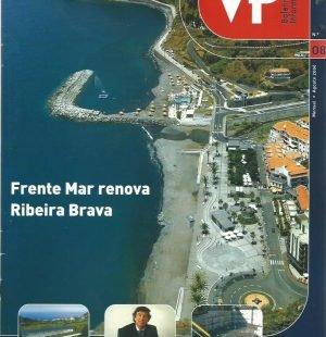 VP BOLETIM INFORMATIVO (MADERIA): August 2006 Issue 8