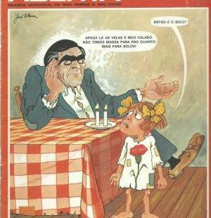 GAIOLA ABERTA: 15/04/1976 Issue 31
