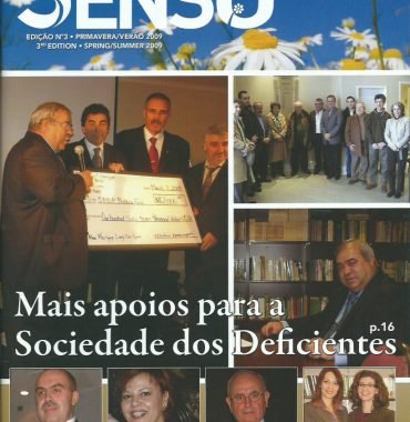 SENSO: Spring/Summer 2009 Issue 3