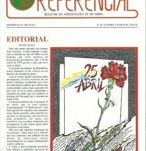 REFERENCIAL: January–March 1996 Issue 42