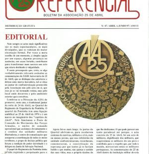 REFERENCIAL: April–June 1997 Issue 47