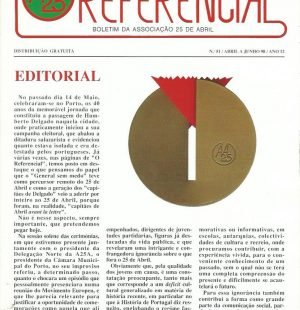 REFERENCIAL: April–June 1998 Issue 51