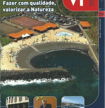 VP BOLETIM INFORMATIVO (MADERIA): September 2006 Issue 9