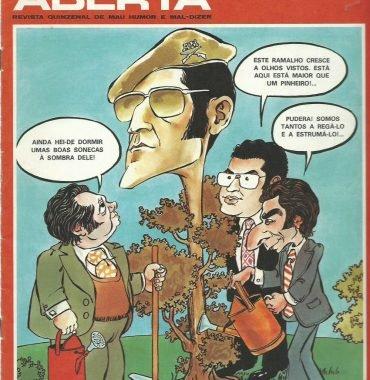 GAIOLA ABERTA: 01/06/1976 Issue 33
