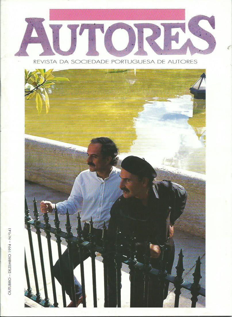 AUTORES: October–December 1994 Issue 141