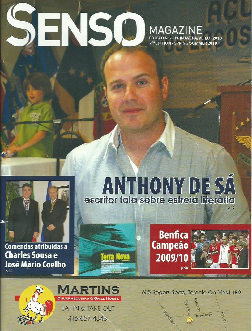 SENSO: Spring/Summer 2010 Issue 7
