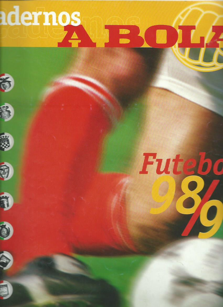 A BOLA (CADERNOS): August 1998 Issue 29