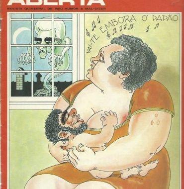 GAIOLA ABERTA: 01/07/1976 Issue 35