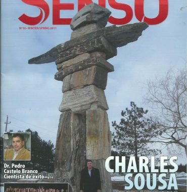 SENSO: Winter/Spring 2011 Issue 10