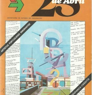25 DE ABRIL: August 1977 Issue 20