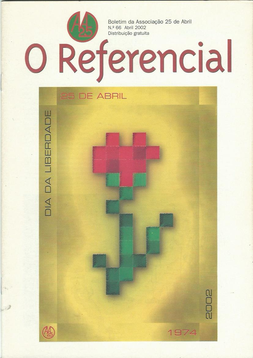REFERENCIAL: April 2002 Issue 66