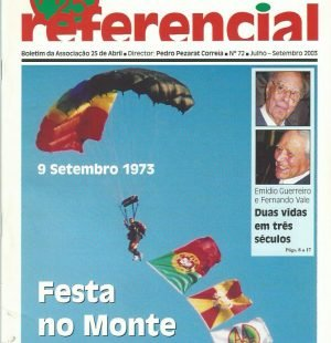 REFERENCIAL: July–September 2003 Issue 72