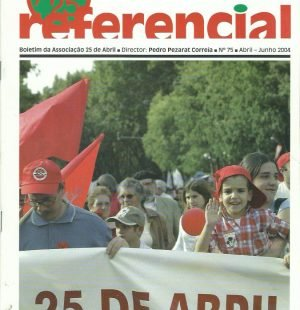 REFERENCIAL: April–June 2004 Issue 75