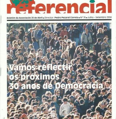 REFERENCIAL: July–September 2004 Issue 76