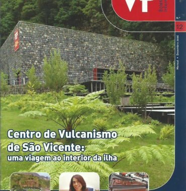 VP BOLETIM INFORMATIVO (MADERIA): December 2006 Issue 12