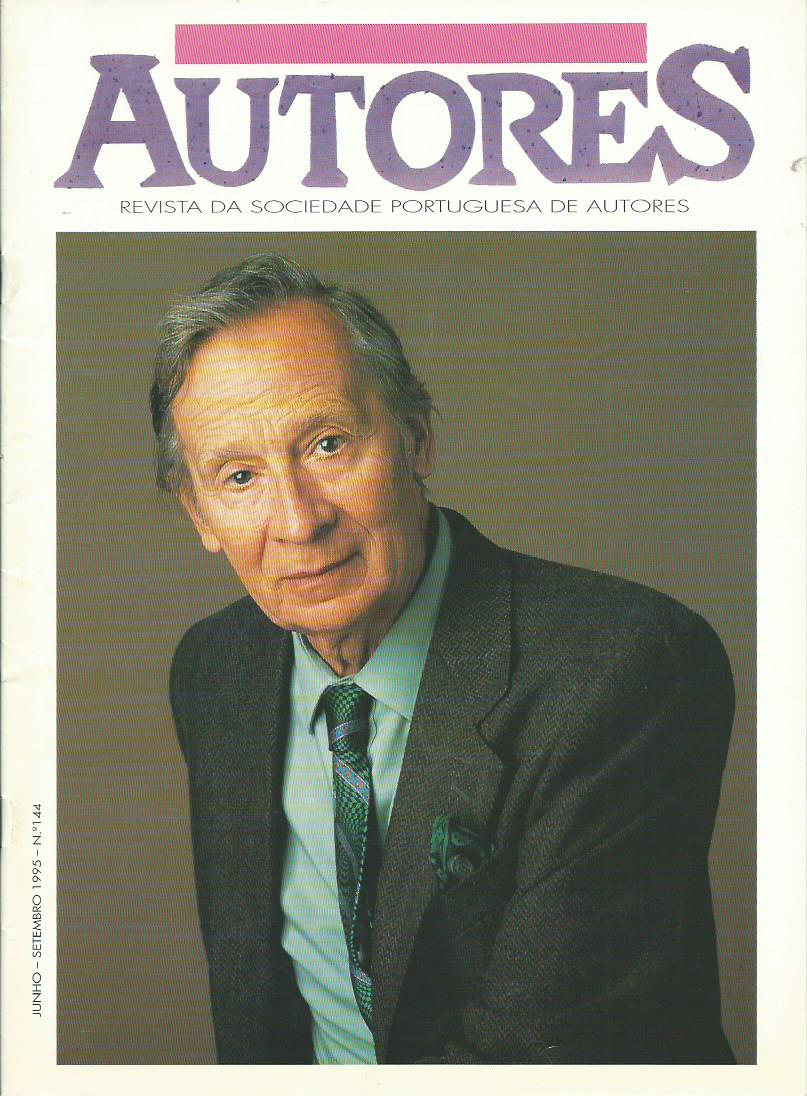 AUTORES: June–September 1995 Issue 144